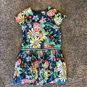 Gymboree • Floral Dress